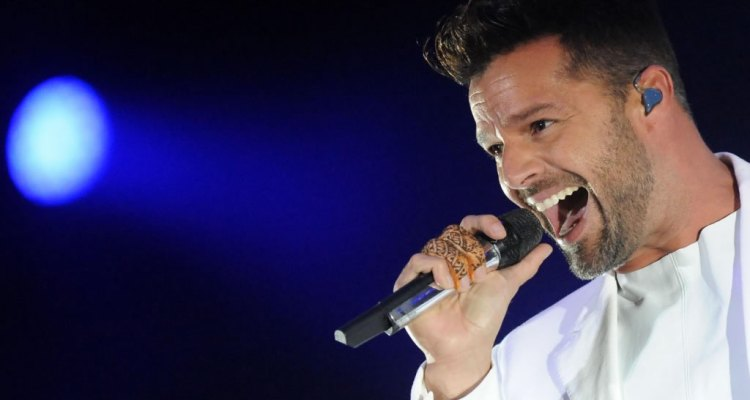 Ricky Martin Auditorio Telmex