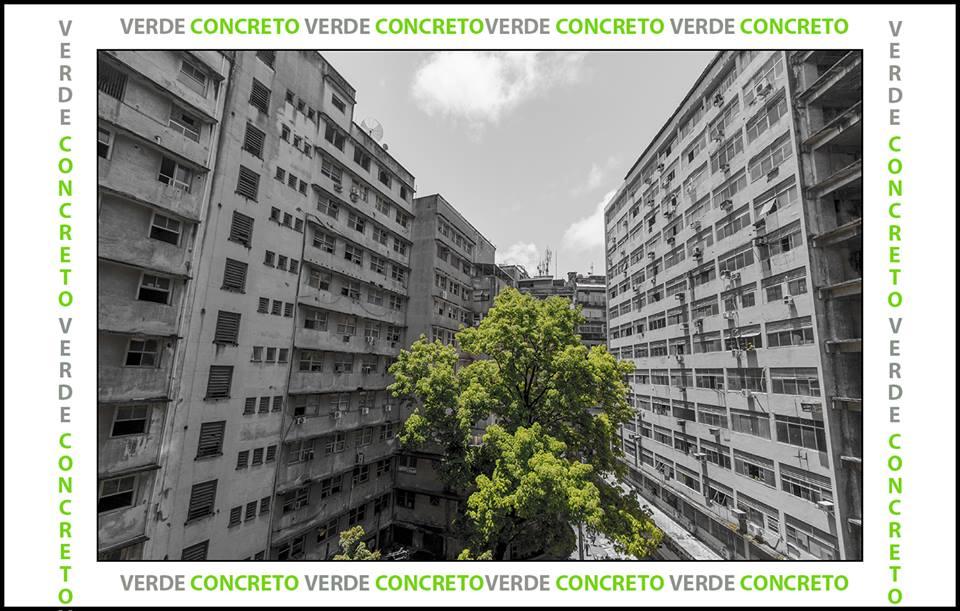 verde concreto