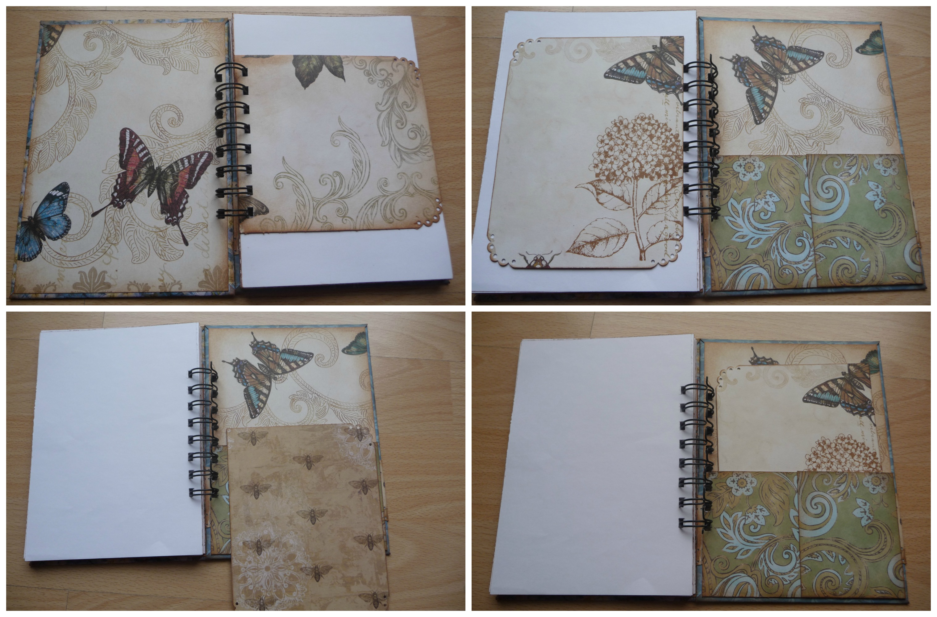 Decorar Album Scrap Libretas Scrapbook K Andcompany