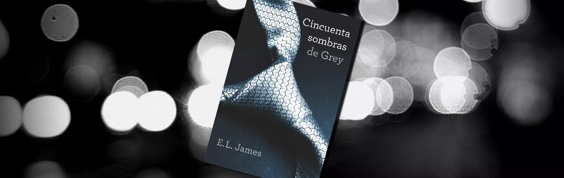 Libros E L James Cincuenta Sombras De Grey Libro E L James Reseña