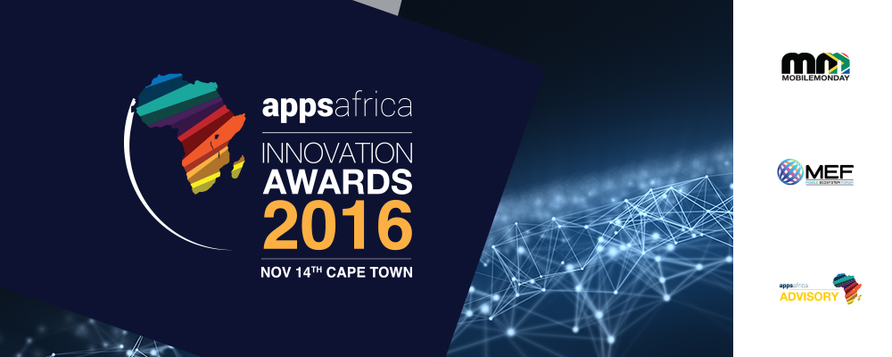 Enter Your Solution For Appsafrica.com Innovation Awards 2016
