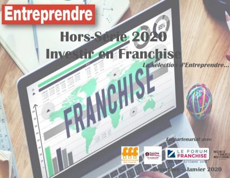 Kit Media Entreprendre - Franchises 2020-1