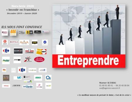 Kit Media Entreprendre - Franchises 2020-4