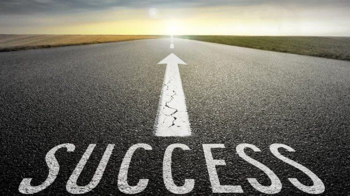 bisnis anda berhasil - sukses