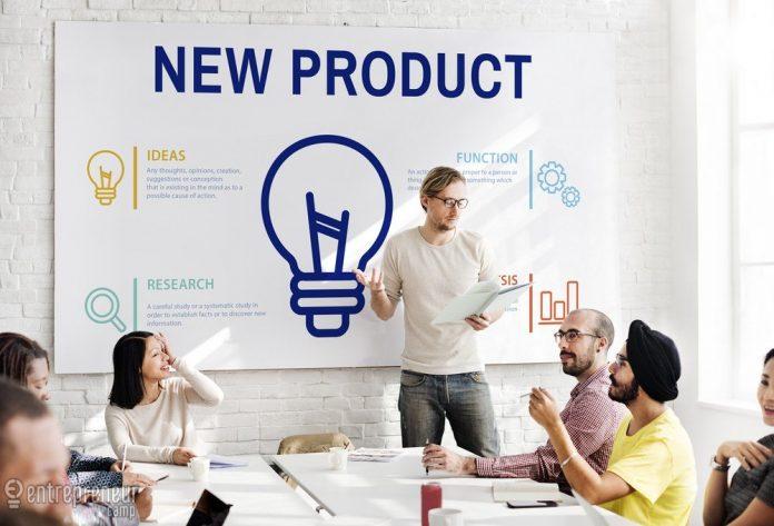 presentasi produk baru