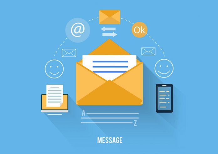 jenis pesan email marketing
