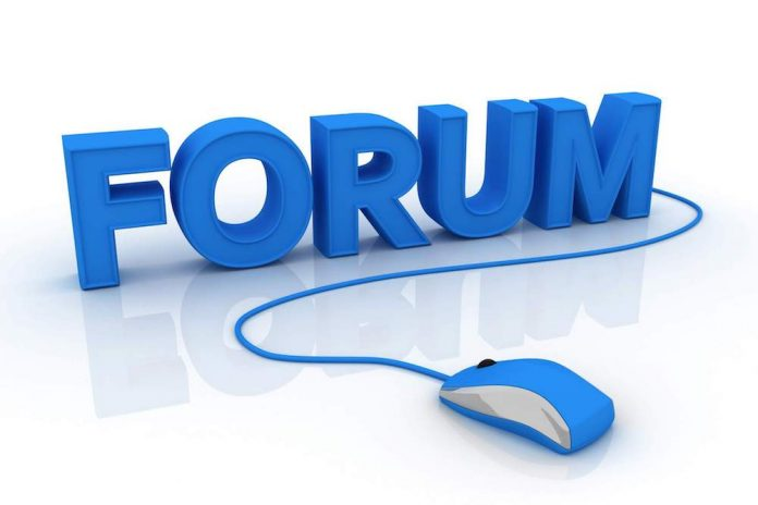 website forum internet online
