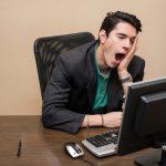 bosan di kantor, ini cara mengatasi kejenuhan dalam bekerja - kurang tidur