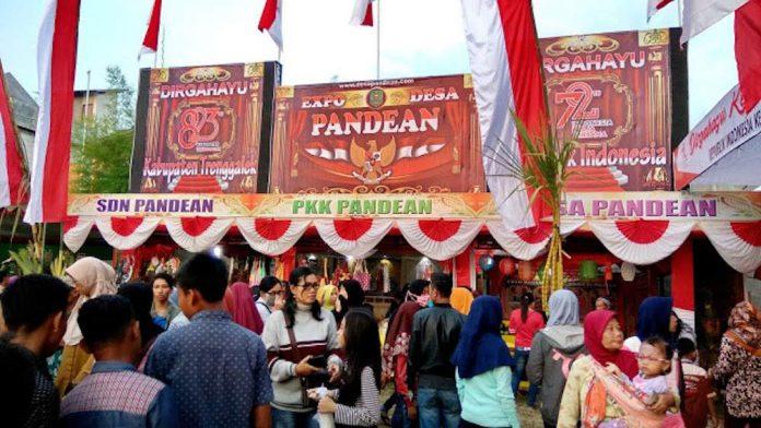 usaha kaki lima di hari kemerdekaan indonesia
