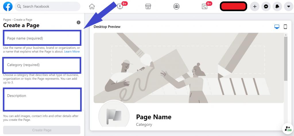 Facebook Bisnis