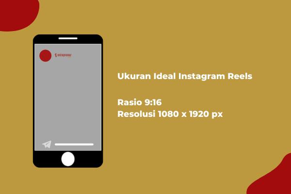 Ukuran Postingan Instagram Reels