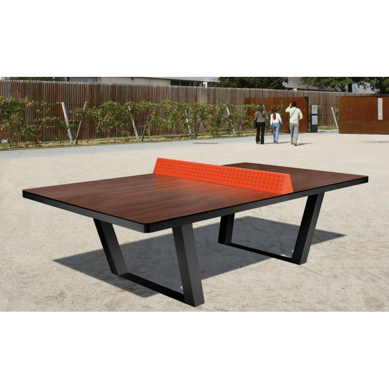 Table De Ping Pong Exterieur En Ciment Table De Ping Pong En Matériaux Composites, Table De Ping