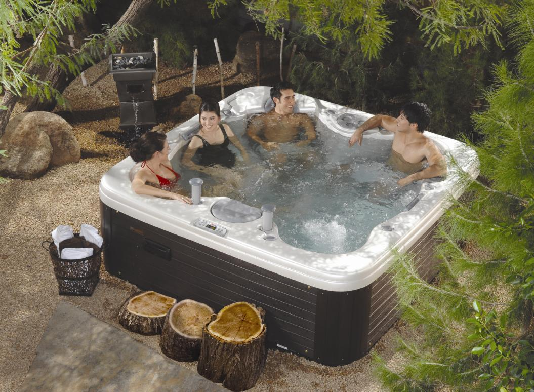 Outdoor Whirlpool Bausatz Entreprise Maire