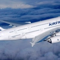 Air France recibe su primer Airbus A380