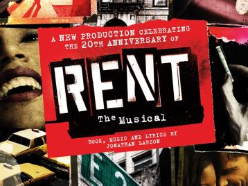 Rent The Musical Touring Tour Dates Tickets