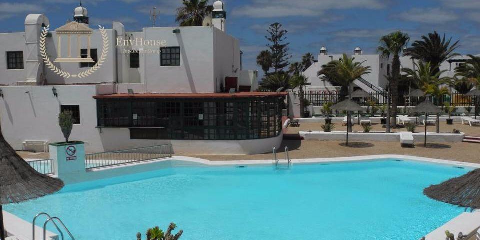Apartment Playa Pocillos. Matagorda (Puerto del Carmen)