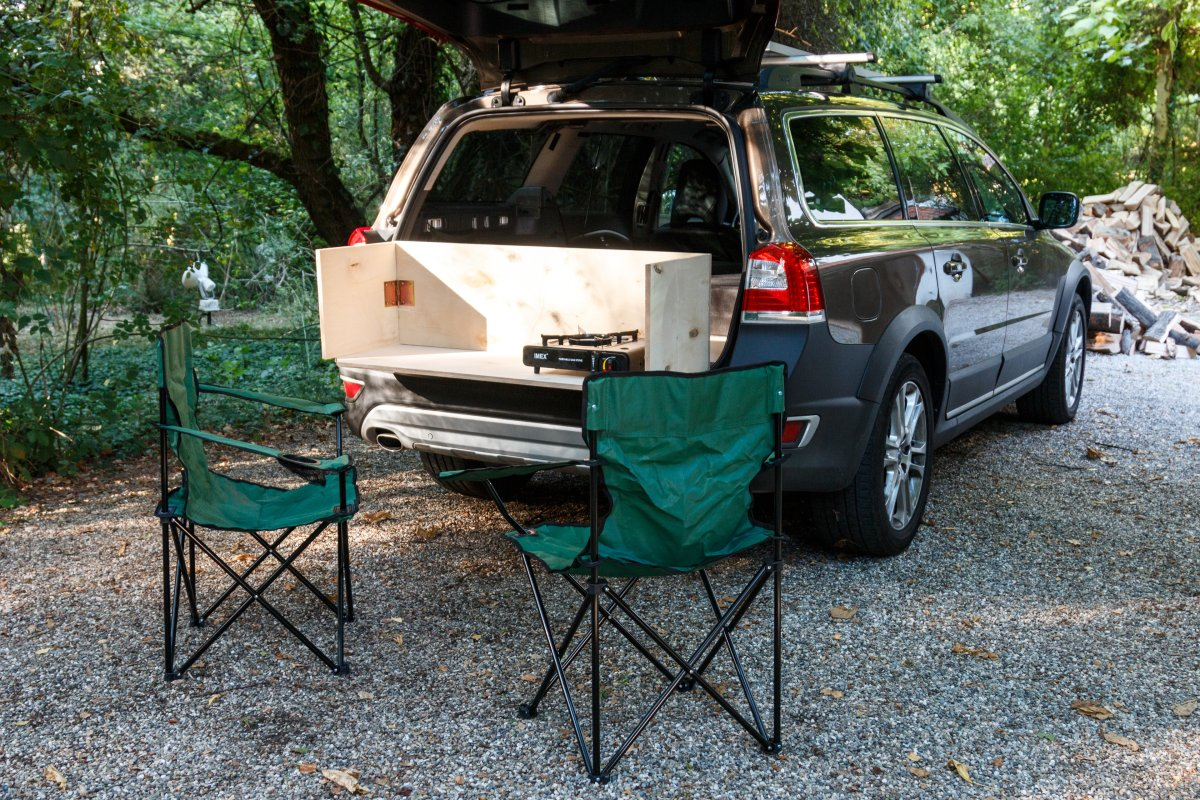 camping waschbecken einbauen k hlschrank im wohnmobil. Black Bedroom Furniture Sets. Home Design Ideas