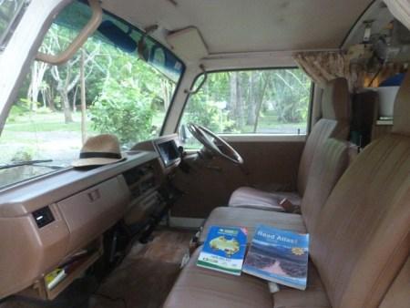 achat-van-australie-volant
