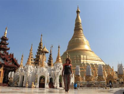 La Paya Shwedagon