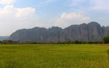 Les beaux paysages de la région!