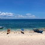 Les bangkas, bateaux typique des Philippines!