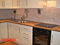 kitchen-before-pvc-panels | Enviroclad - Hygienic PVC ...