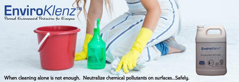 Everyday Odor Elimination Enviroklenz