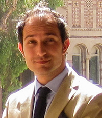 Portrait: Matteo Convertino