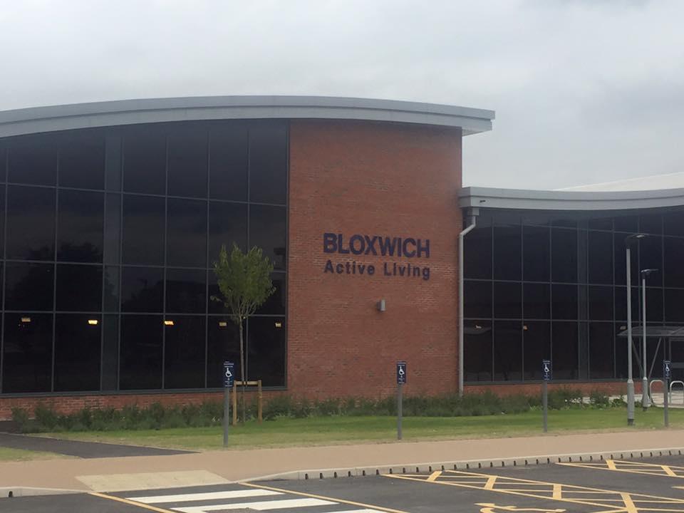 Walsall Leisure Centres at Bloxwich  Oak Park Environmental - new blueprint centre aylesbury