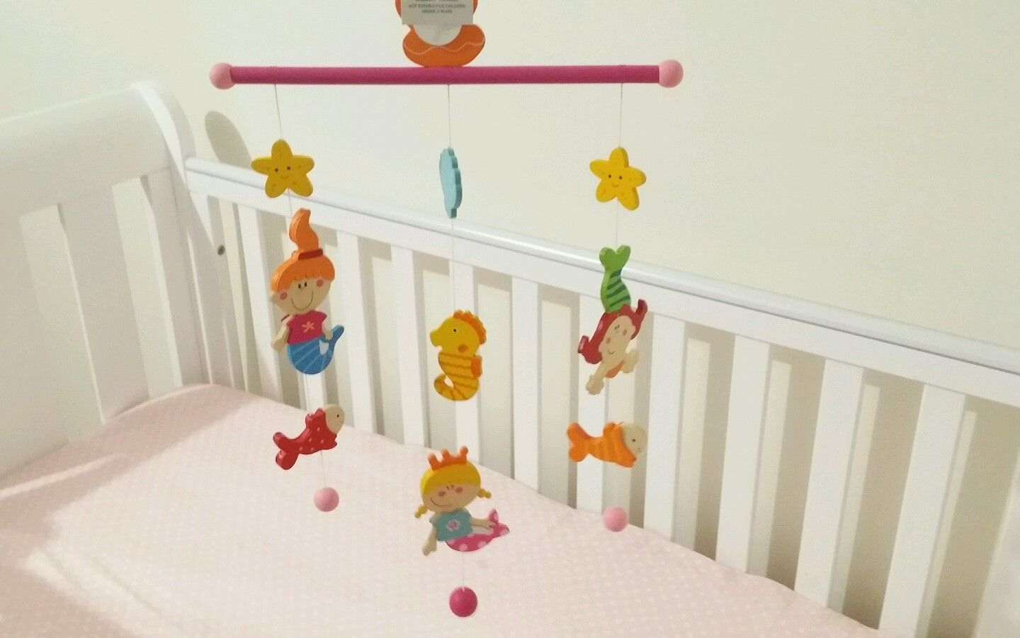 Wooden Baby Mobile Wooden Baby Mobile For Cot Crib Nursery Decor 43baby