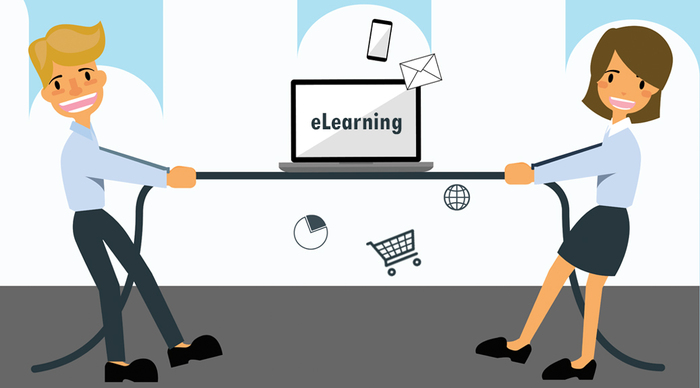 elearning-Push or Pull Learning Technique