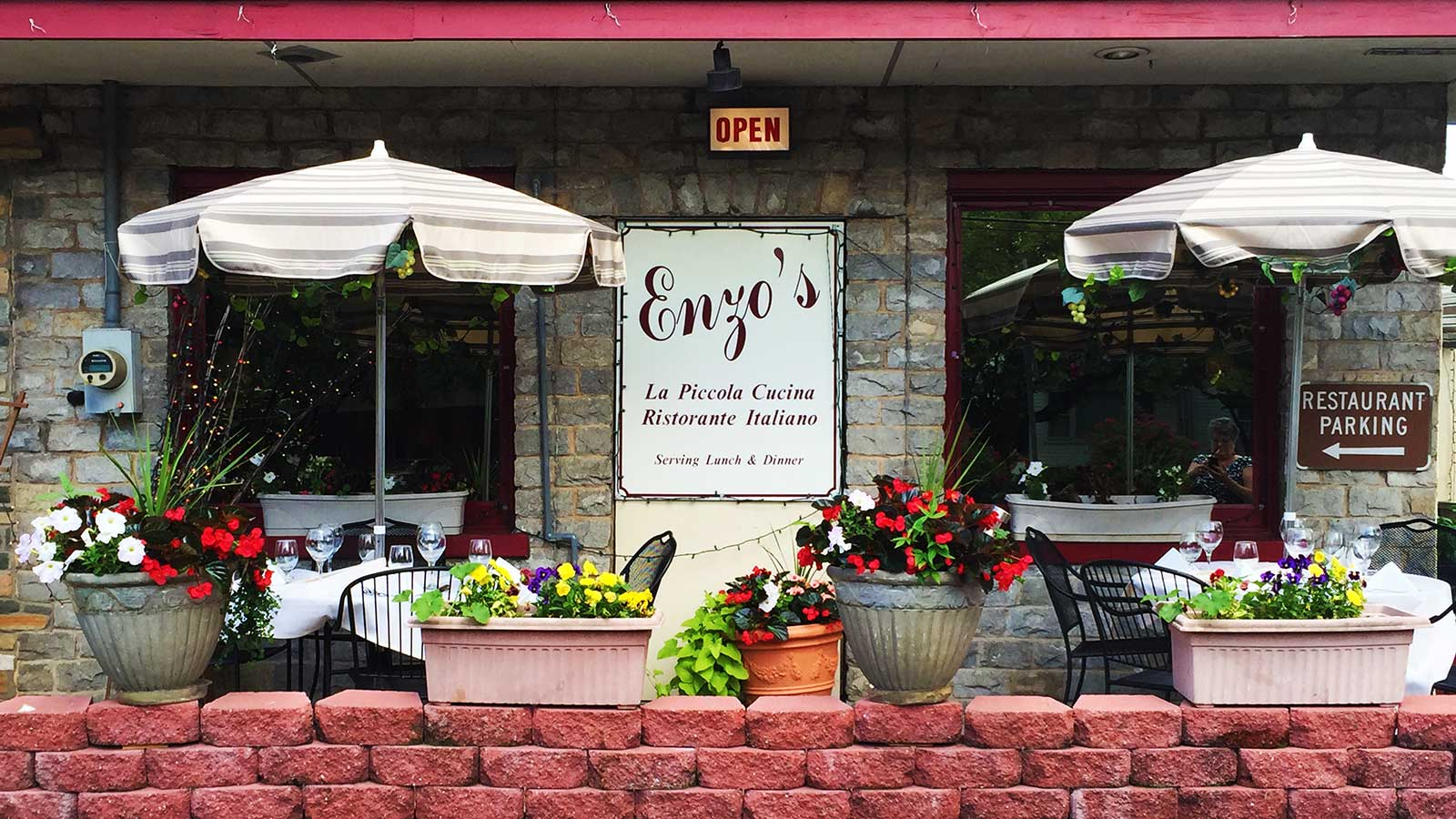 La Cucina Jersey South Jersey Restaurants Enzo S Cucina Restaurants In South Jersey