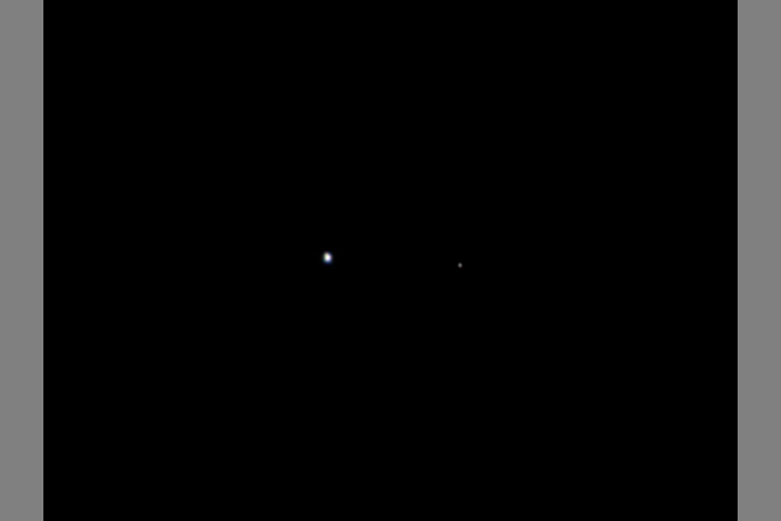The Six Million Mile View Of Earth And Moon