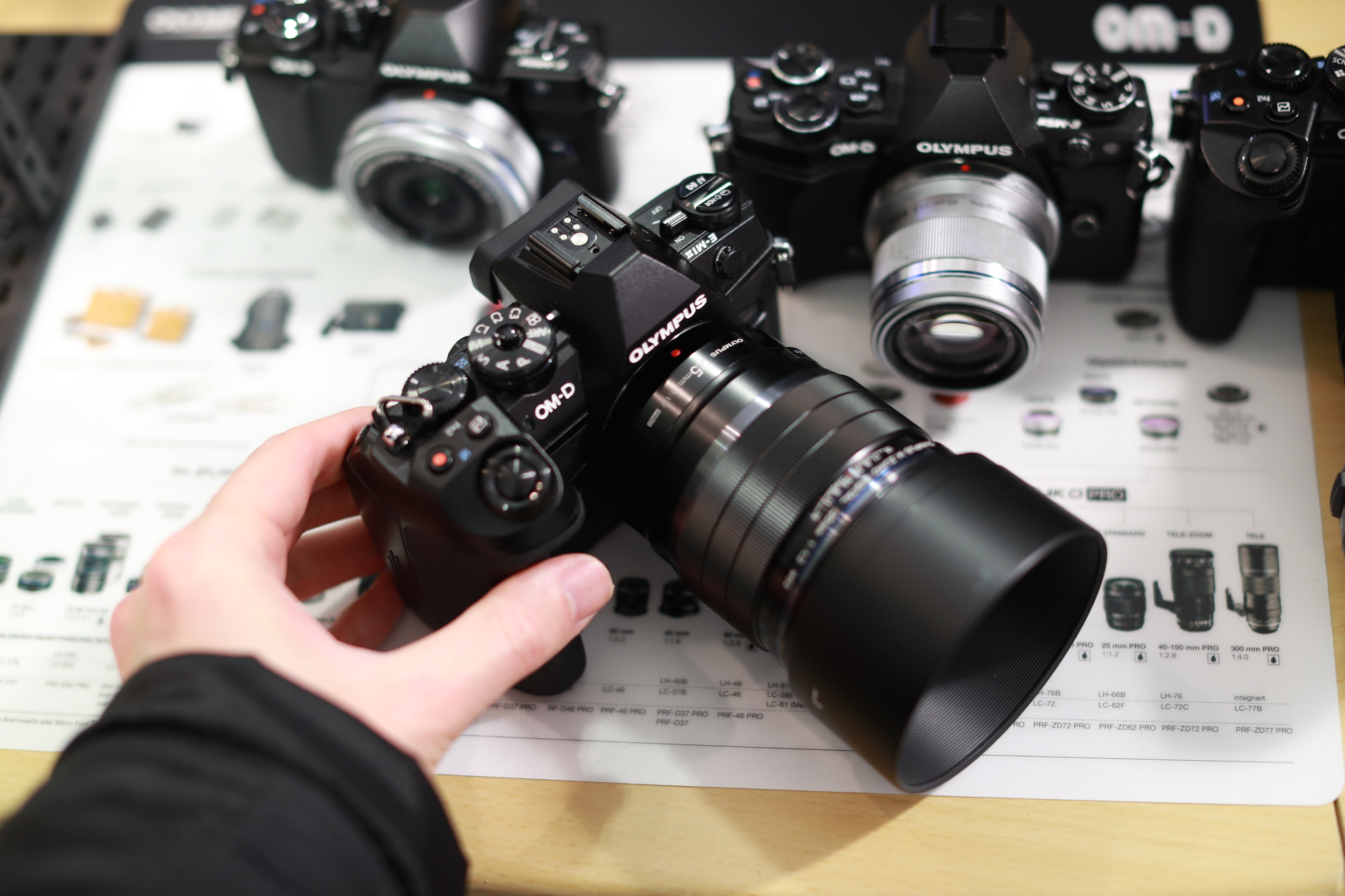 Panasonic Full Frame Youtube Olympus E M1 Ii Mini Review A Sign Of Things To Come