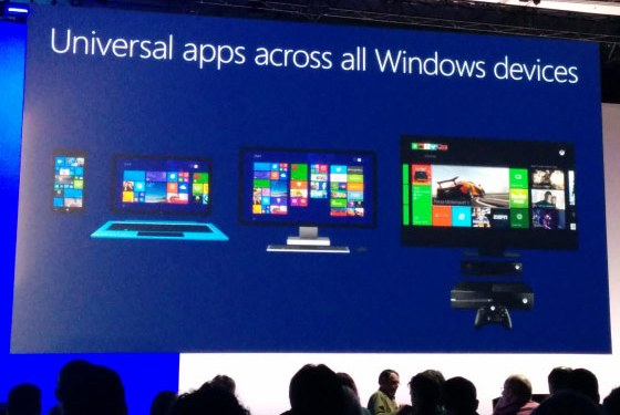 Windows 10 Universal Apps Platform