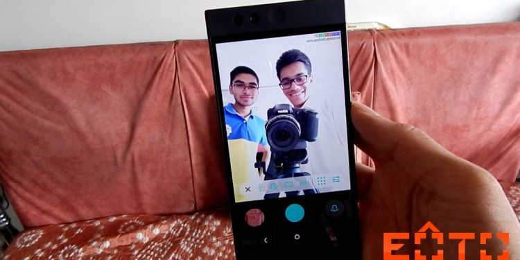 Nextbit Robin Front Camera