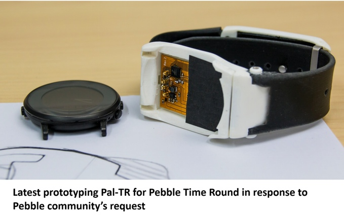 Pebble Pal C