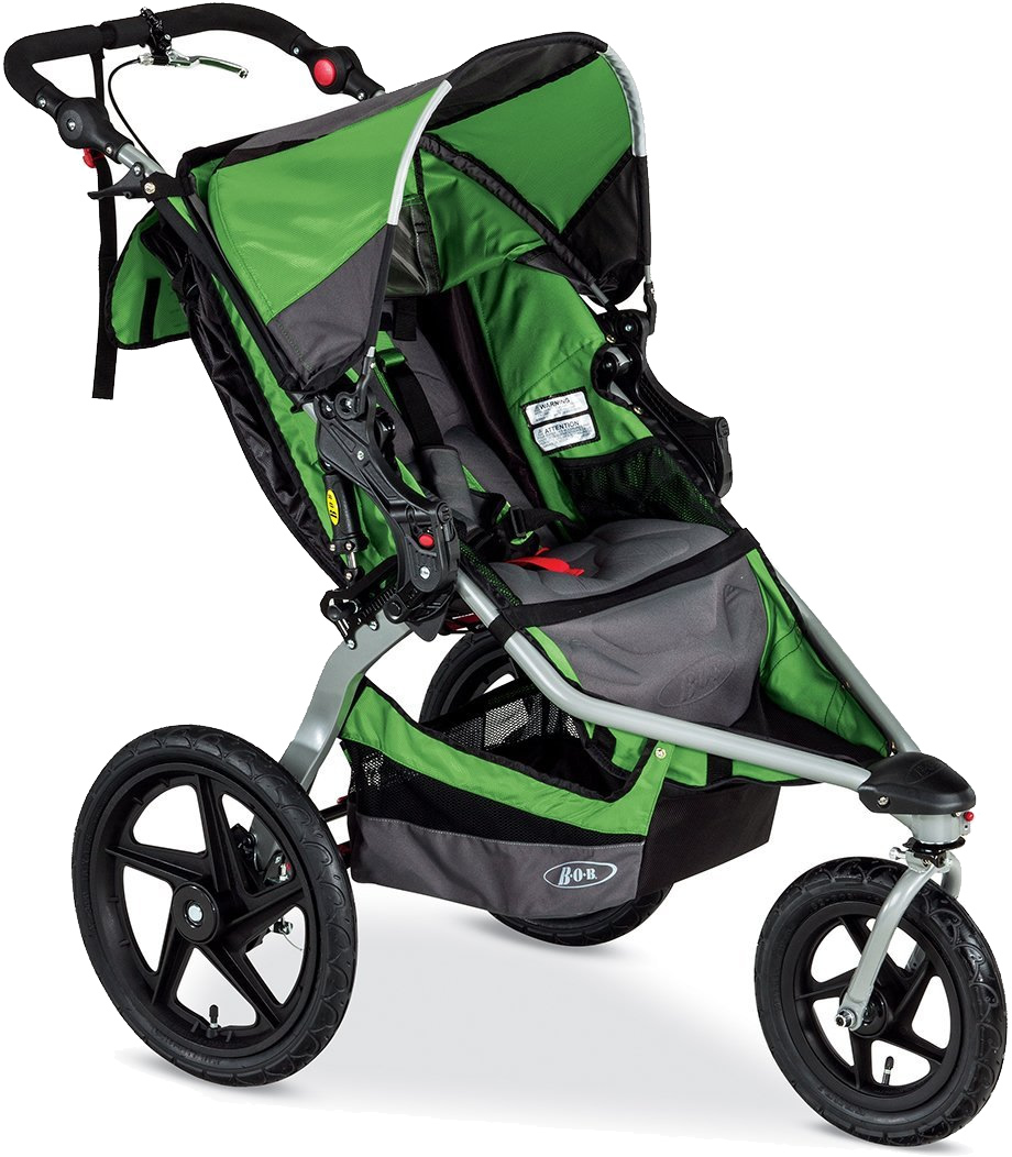 Double Stroller Off Road