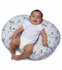 Boppy Nursing Pillow with Slipcover - Doodles