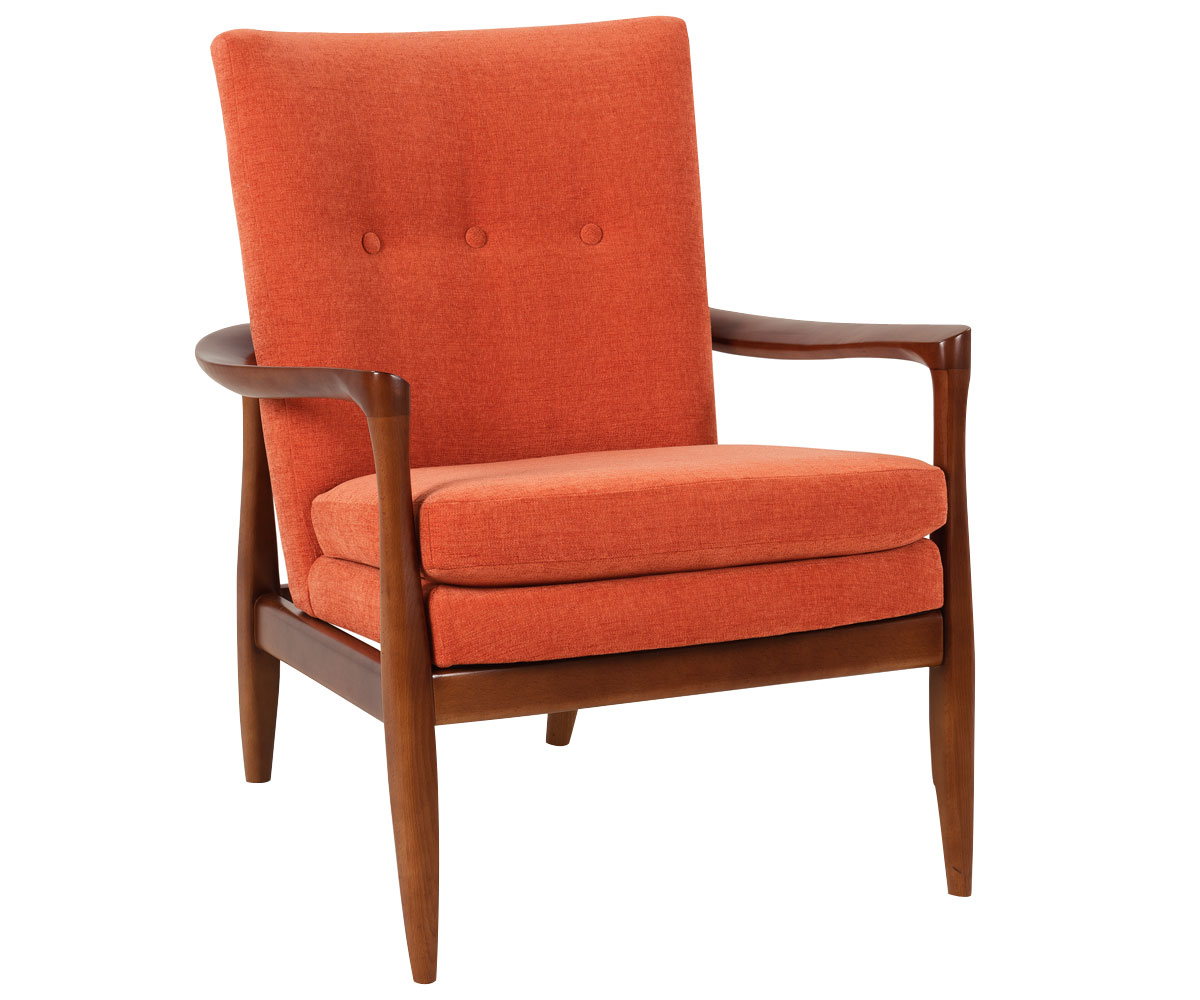 Modern Accent Chairs Mid Century Modern Accent Chair Concept Djenne Homes