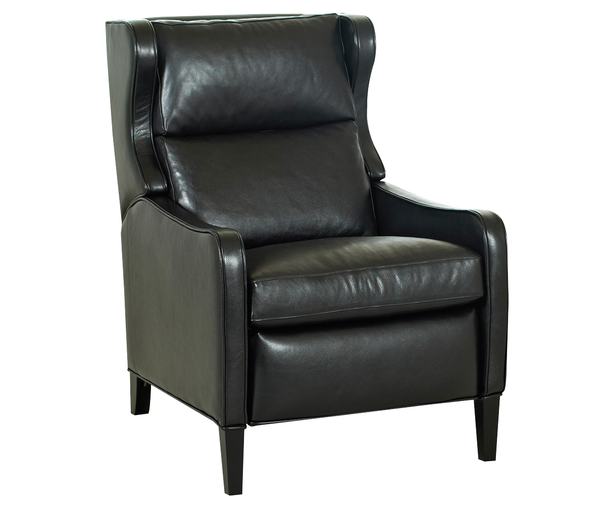 Leather Recliner Chairs David Jones Tall Back Leather Recliner Chair