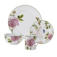 Spode Home Roses 16 Piece Dinnerware Set $79.99, You Save ...