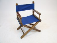 Embroidered Toddler's Directors Chair by Gold Medal ...