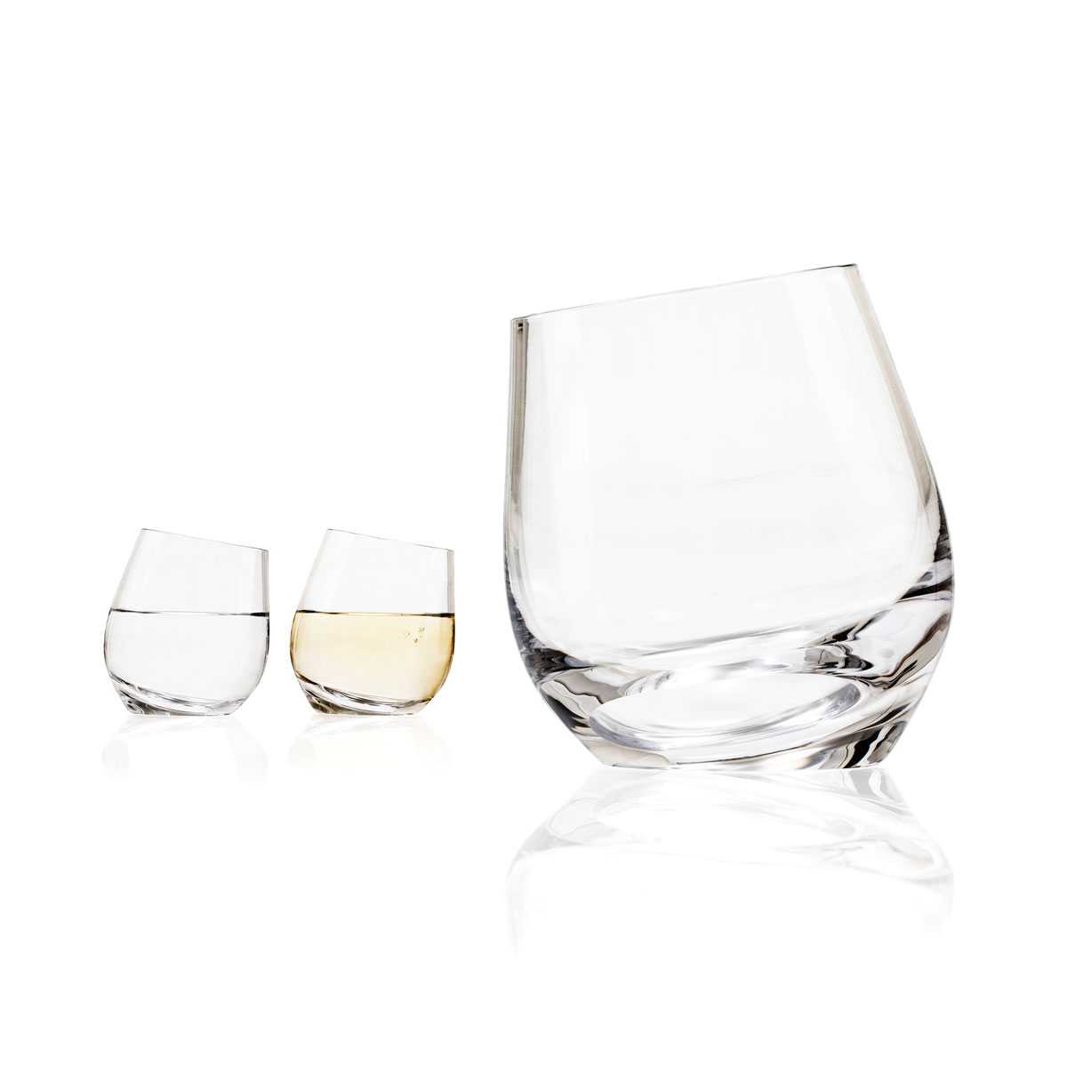 Drinking Glasses Designs Tonfisk Shadow White Wine Water Drinking Glass Set Of
