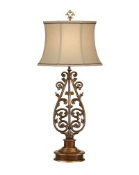 9615 Wildwood Lamps Tuscan Balcony Lamp