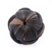 Woven Braid Bun Hair Piece