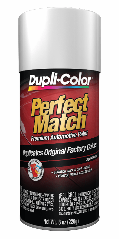 Lifehammer Auto Duplicolor's Universal White Auto Touch-up Spray Paint