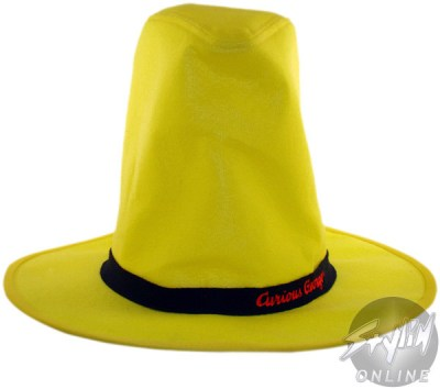 Man With Yellow Hat Curious George