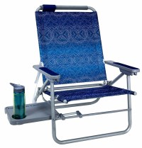 GCI Big Surf Beach Chair with Slide Table | TackleDirect