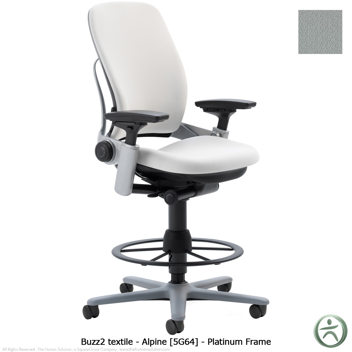 Ergonomic Chairs For Home Steelcase Leap Drafting Stool Shop Steelcase Leap